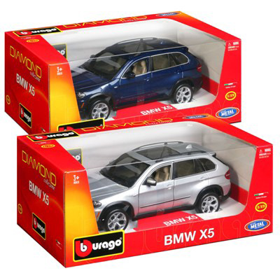 Bburago Diamond 1:18 BMW X5 BU11020
