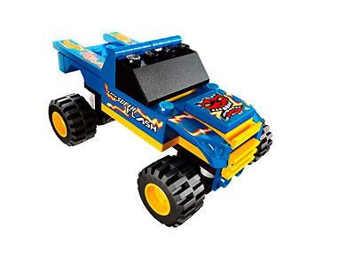 Lego Racers Demon Destroyer LE8303