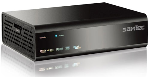 Samtec HD Media Player MPD-306HD