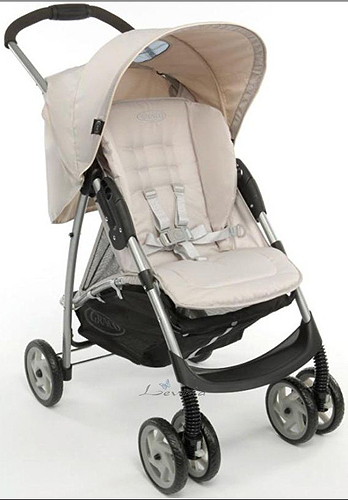 Graco Kolica Mirage Plus Solo Biscuit 5010089