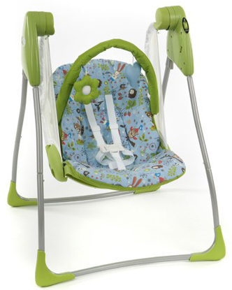 Graco Ljuljaška BabyDelight MyFriend G1H98MYDE