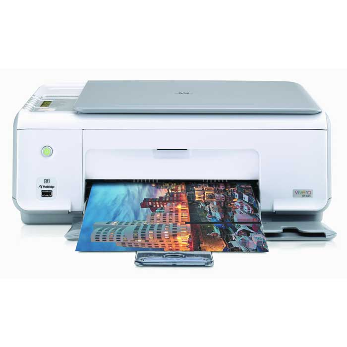 HP PSC 1510 All-in-One Printer, Skener, Kopir aparat