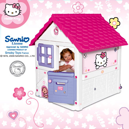 Smoby Velika Kućica Hello Kitty SM310431