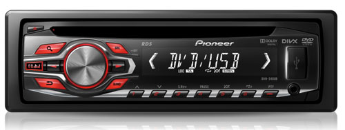 Pioneer DVD player za auto DVH-340UB
