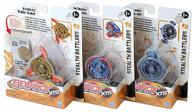 BeyBlade Stealth Battlers assorted 36910