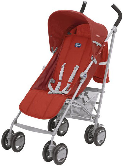 Chicco Kolica London Red Wave 07079251930000