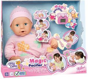 Chou Chou Lutka Magic Pacifier ZF903261