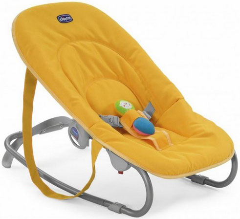 Chicco Njihalica Easy Relax Yellow 7902640