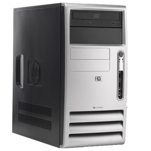 HP Compaq Business Desktop dx6120