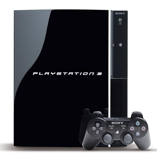 Sony PlayStation PS 3 Slim 320 GB CECH-3003B