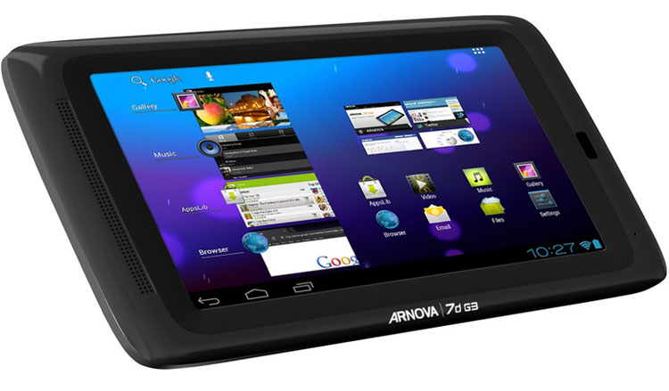 Android Tablet Archos Arnova 7D G3 4 GB - 3G Ready