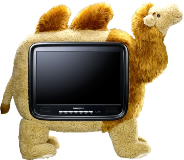 Hannspree ST19CMAB Camel LCD TV 19
