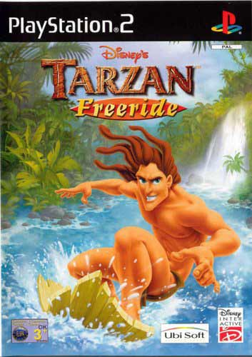 Tarzan Freeride -  PlayStation 2 igrica