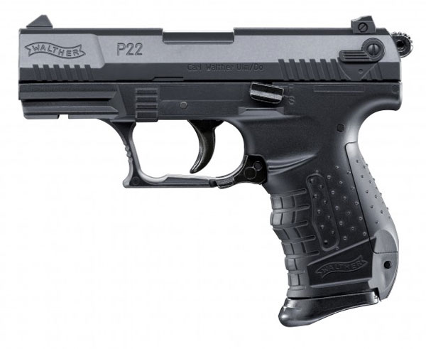 Airsoft replika Walther P22
