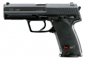 Airsoft replika Heckler & Koch USP
