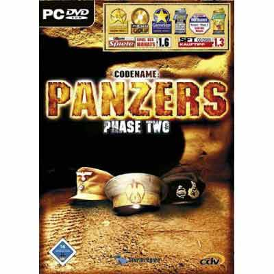 Codename Panzers Phase Two - PC igra