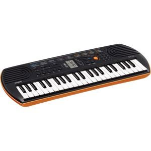 Casio - Mini klavijatura SA-76 orange