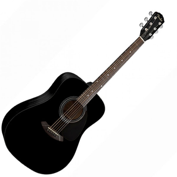 Fender akustična gitara CD-60 Black