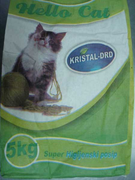 Posip za mačke Super Hello Cat 25kg