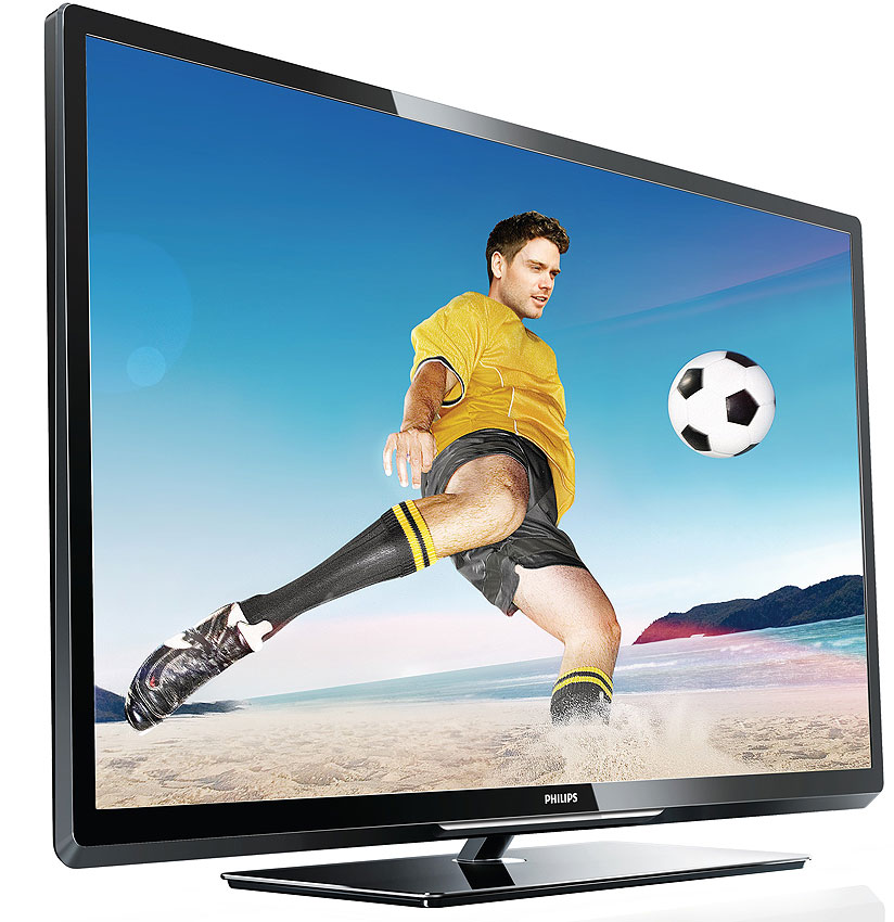 Philips 3D Smart LED Televizor Full HD 47 in�a -  47PFL4307H/12