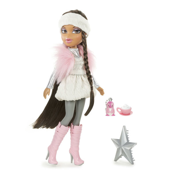 Bratz Lutka Pink Winter Dream Yasmin 514831