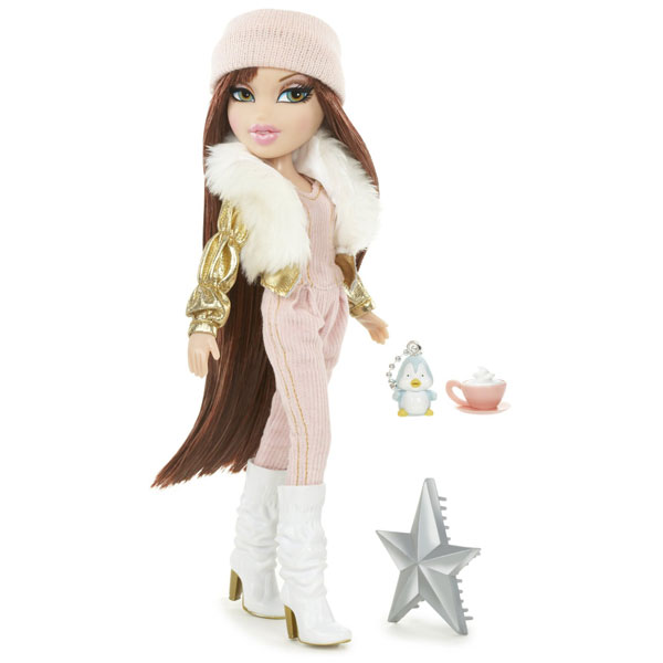 Bratz Lutka Pink Winter Dream Meygan 514831