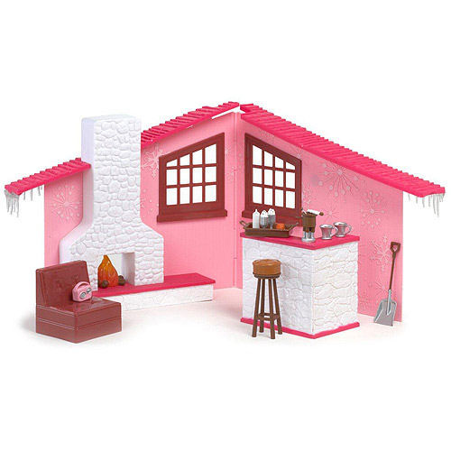 Bratz Pink Winter Dream Koliba 112549