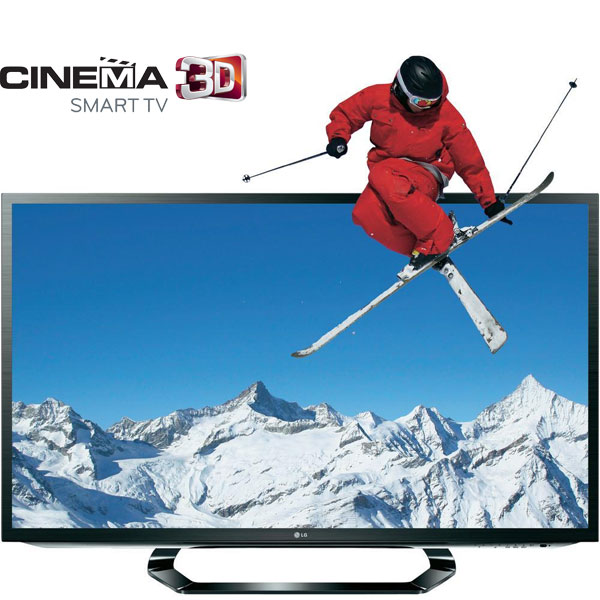 LG Cinema 3D LED Smart TV 37 inča Full HD 37LM620S