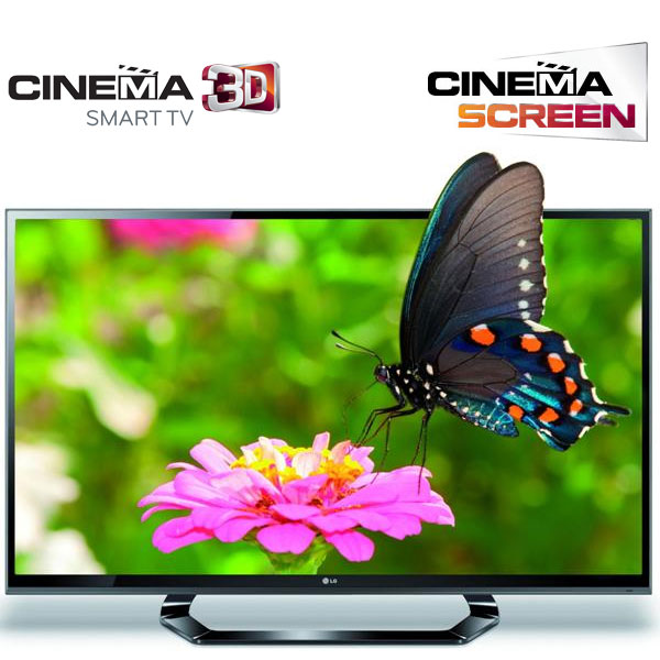 LG Cinema 3D LED Smart TV 42 inča Full HD 42LM640S