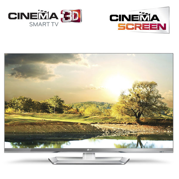 LG Cinema 3D LED Smart TV 42 inča Full HD 42LM669S