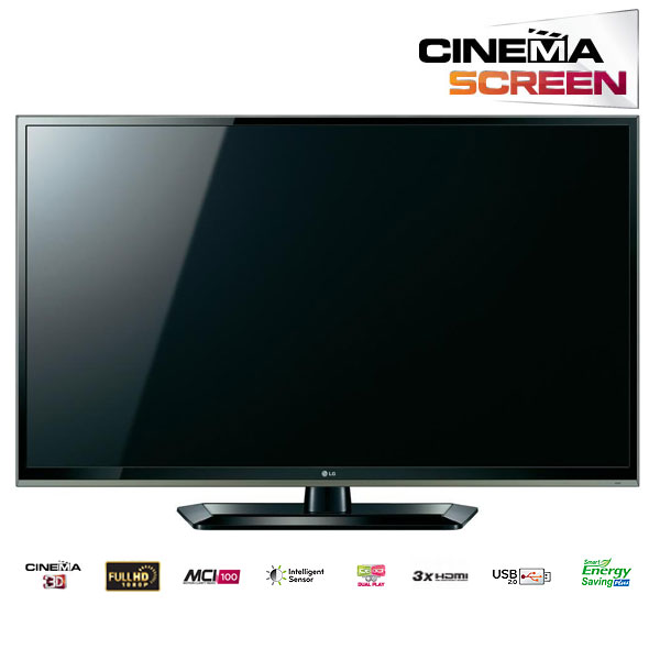 LG 3D LED TV Full HD 42LM3450