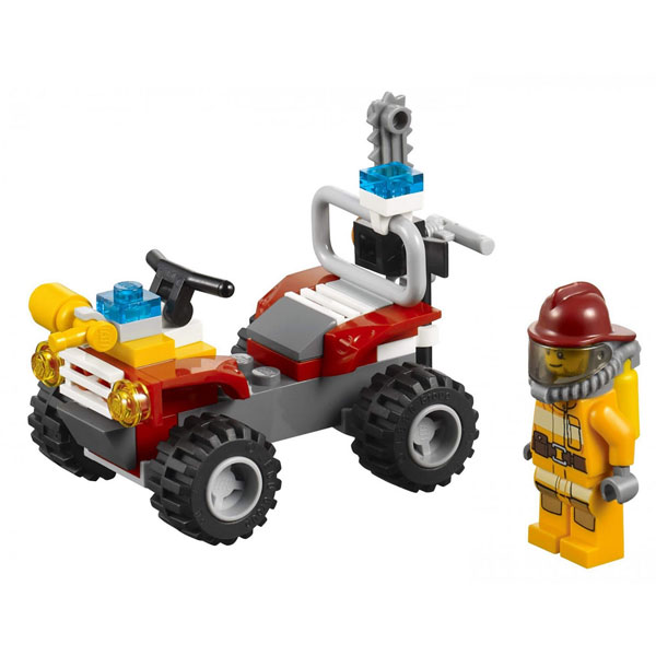 LEGO City Vatrogasac ATV LE4427