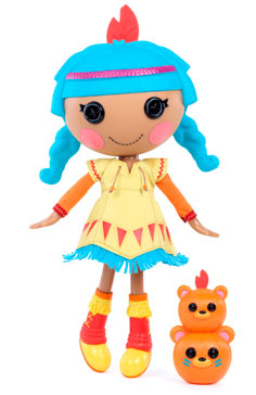 Lalaloopsy Lutka Feather Tell-a-Tale 512400