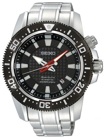 Seiko Sportura Kinetic Divers SKA511P1