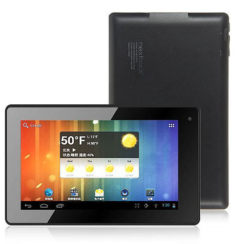 NextBook Premium 8SE Tablet 8 inča Android 4.0.3