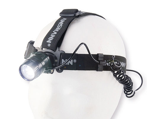 Ansmann Naglavna LED Lampa Head HD5 AN 5819083