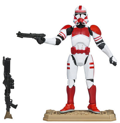 Hasbro Star Wars Filmske Figure Shock Trooper 36563