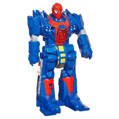 Hasbro Spiderman Flip And Attack Battle Hauler 37219
