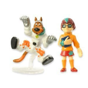 ToyOptions Scooby Doo Crew 2 Figure Velma TO03777
