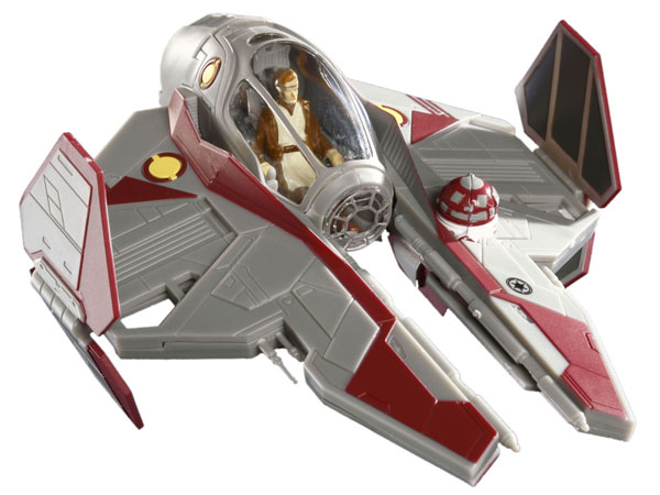 Revell Star Wars Obi Wan Jedi Starfighter Pocket RV06721/030