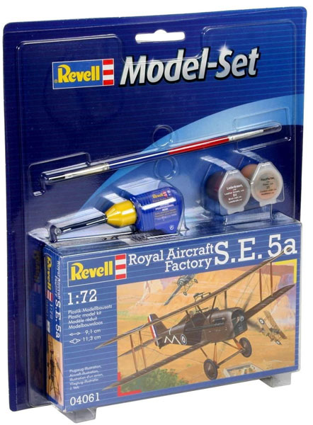 Revell Set Royal Aircraft Factory RV64061/5006