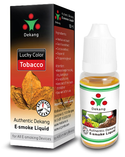 Aroma za E-cigaretu DEKANG Lucky Color Tobacco LIGHT