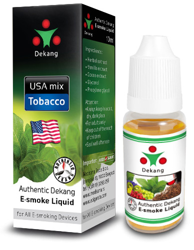 Aroma za E-cigaretu DEKANG USA Mix Tobacco LIGHT