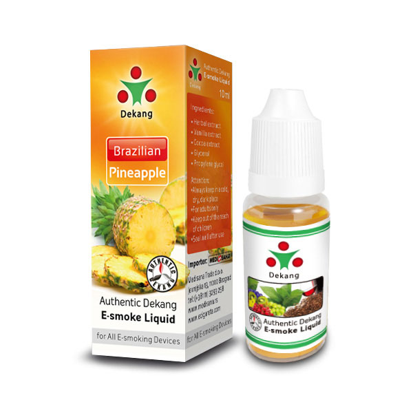 Aroma za E-cigaretu DEKANG Brazilian Pineapple 16mg Strong