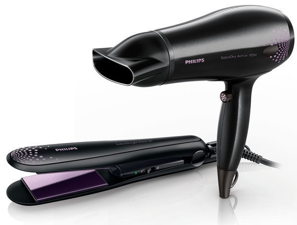 Philips SalonDry Active ION i SalonStraight Active ION XL HP8299/00
