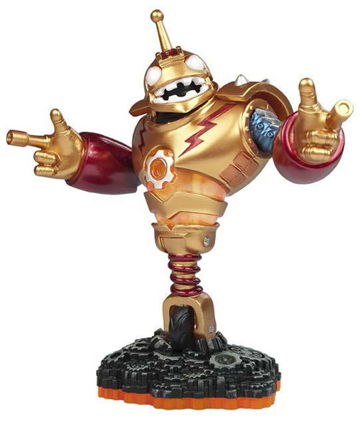 Skylanders G Giant Character Pack - Bouncer 84535EU