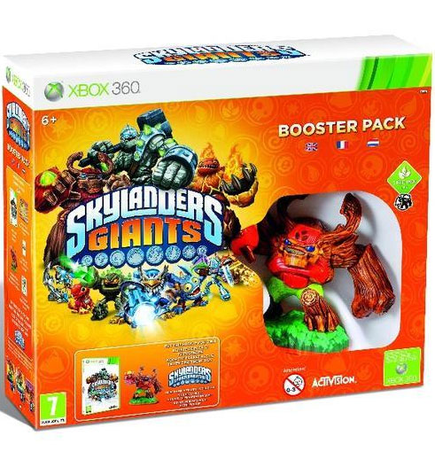 XBOX360 Skylanders GIANTS Expansion Pack 84479EF