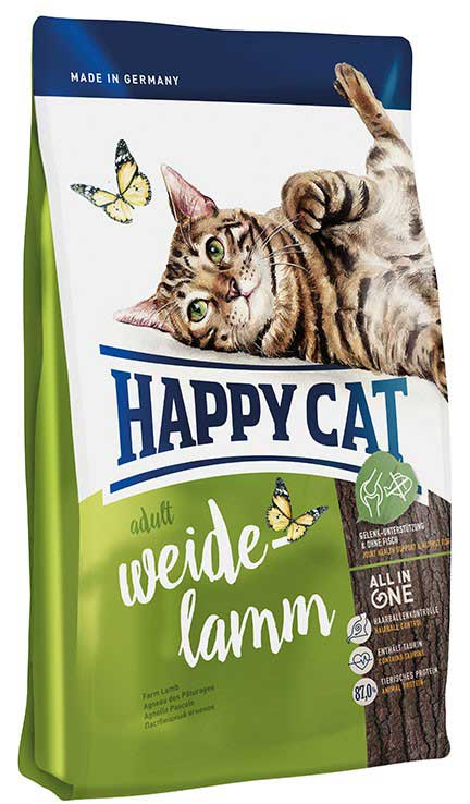 Hrana za mačke Happy Cat  Supreme Jagnjetina 1,4kg