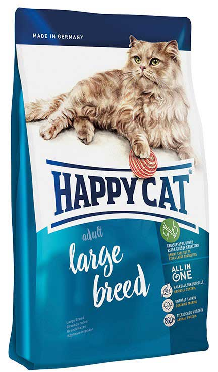 Happy Cat Hrana za mačke Supreme za velike rase - Large Breed 1.4kg