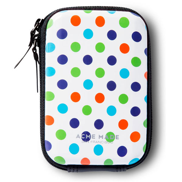 Acme Made Futrola Sleek Case Polka Dots 13162